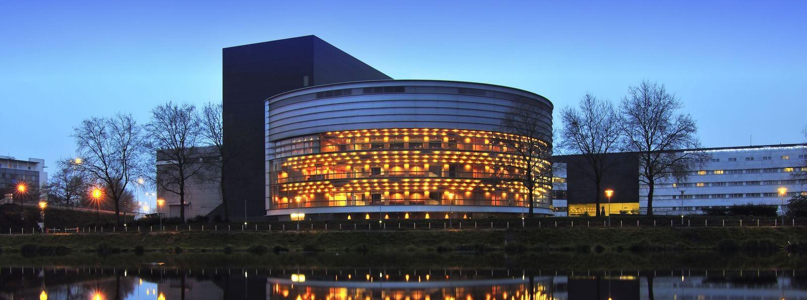 Cité des congrès de Nantes. Crédit photo : Ouest-Congres.fr